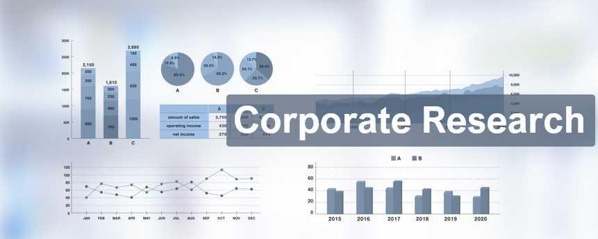 ロードマップの企業研究結果